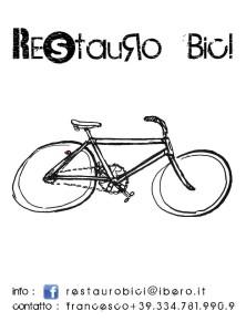 Restauro bici Mantova